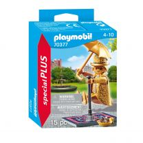 Playmobil 70377 Straatartiest