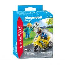 Playmobil 70380 Jongens met Motor