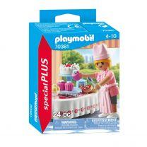 Playmobil 70381 Bakker met Toetjestafel