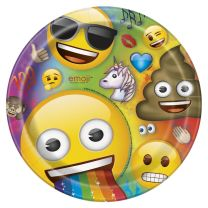 Bordjes Emoji, 8st.