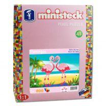Ministeck Flamingo's, 800st.