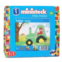 Ministeck Tractor, 350st.