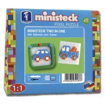 Ministeck Frames 2in1, 130st.
