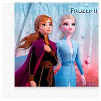 Disney Frozen 2 Servetten, 20st.