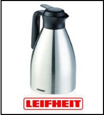 Leifheit 28506 Isoleerkan Shine 1 L RVS