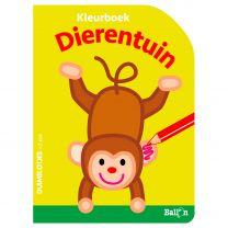 Duimelotjes Dierentuin Kleurboek