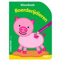 Duimelotjes Boerderijdieren Kleurboek