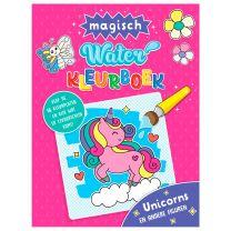 Magisch Waterkleurboek - Eenhoorns