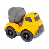 Mini Club Cementwagen met Licht en Geluid