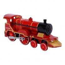 2-Play Die-cast Locomotief met Licht en Geluid, 14cm