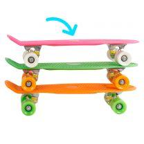 Skateboard Abec 7 - Roze