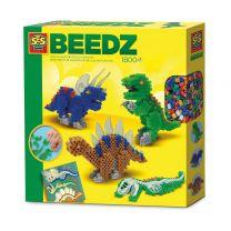 SES Creative Beedz Strijkkralen - Dino's