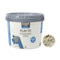 Creall Play It Speelzand Naturel, 750gr.