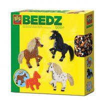SES Beedz Strijkkralen Paarden met Manen