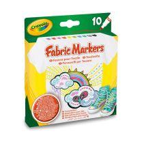 Crayola Textielstiften, 10st.