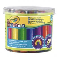 Crayola Mini Kids - Dikke Waskrijtjes, 24st.