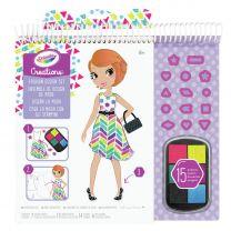Crayola Creations Fashion Design Set