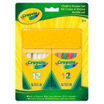 Crayola Schoolkrijt met Wisser
