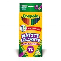 Crayola Kleurpotloden, 12st.