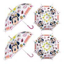 Transparante Paraplu Mini Mouse
