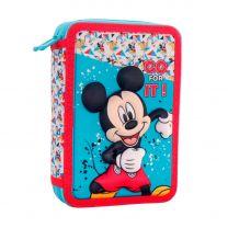 Gevulde Etui Mickey Mouse