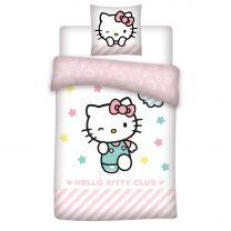 Dekbedovertrek Hello Kitty, 140x200cm