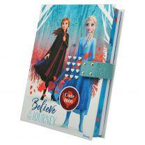Dagboek met Geluid en Slot Frozen 2