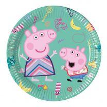 Bordjes Peppa Pig, 8st.