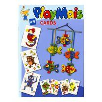 PlayMais Boekje no.4 - Kaarten