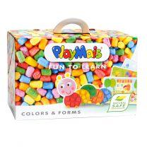 PlayMais Fun to Learn Kleuren en Vormen