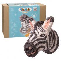 PlayMais Kids Home Design - Zebra