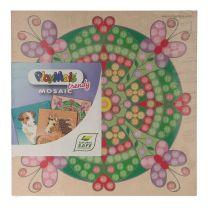 PlayMais Mosaic Kaarten Versieren Trendy Mandala