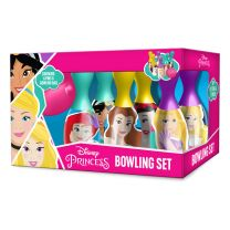 Bowlingset Disney Prinses, 7dlg.