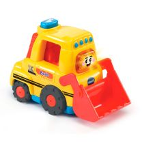VTech Toet Toet Auto's - Boris Bulldozer