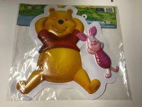 3D Wandplaat Winnie de Pooh