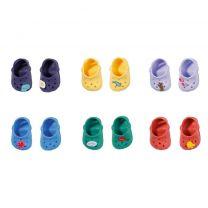 Baby Born Holiday Schoenen met Speldjes Assorti