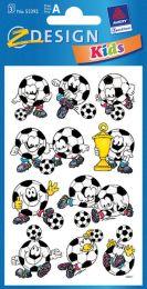 Avery AV-53392 Papieretiket Z-design Kids Pakje A 3 Vel Voetbal