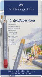Faber Castell FC-114612 Aquarelkleurpotlood Faber-Castell Goldfaber Etui 12 Stuks