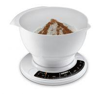 Leifheit 3172 Analoge Keukenweegschaal Met Grote Kom