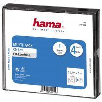 Hama Multipack 4 CD's