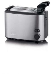Severin AT2516 Automatische Broodrooster met Tosti-klemmen 540W
