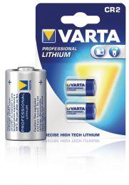 Varta Cr2-2 Lithium Fotobatterij 3 V 920 Mah  2-blister