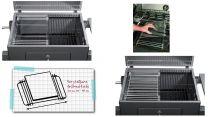 Tepro 8570 Hoofdgrillrooster voor 28x39-50cm met Centraal Inzetrooster Systeem