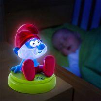 LED nachtlicht van de smurfen: Grote Smurf