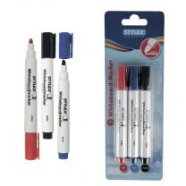 Toppoint Whiteboard Marker 3stuks