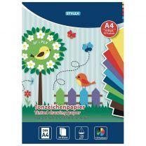 Stylex Hobby Papier A4 10 Kleuren 20 Stuks