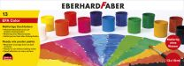 Eberhard Faber EF-575613 Verfset 13 Potjes Kant En Klaar