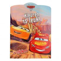 Disney Cars 3 Kleurboek met Stickers