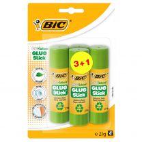 BIC Eco Lijmstiften, 4st.
