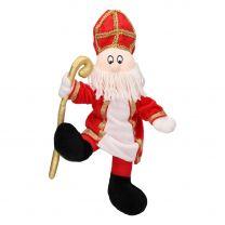 Pluche Sinterklaas Pop, 35cm